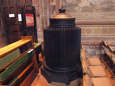 Heating Historic Churches   Magdalini Makrodimitri