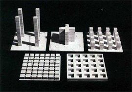Lionel March - Built Form Studies