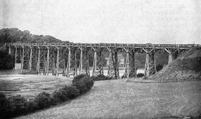 Timber Railway bridges 2
