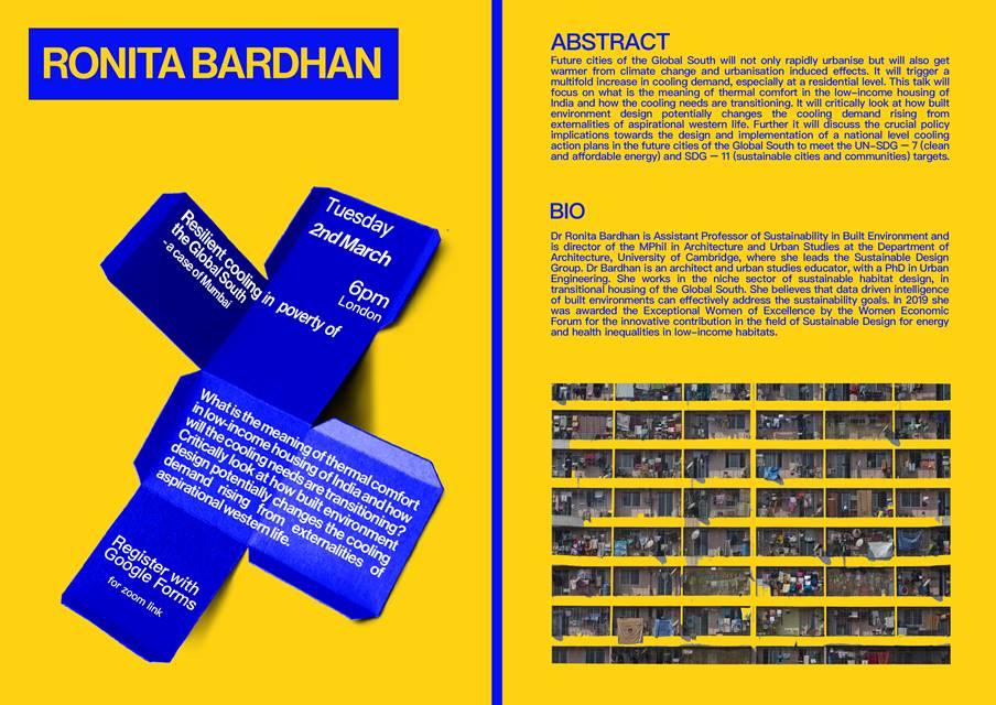 Unfold Ronita Bardhan