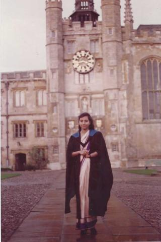 Cambridge Senate day December 1989 e1594648851288
