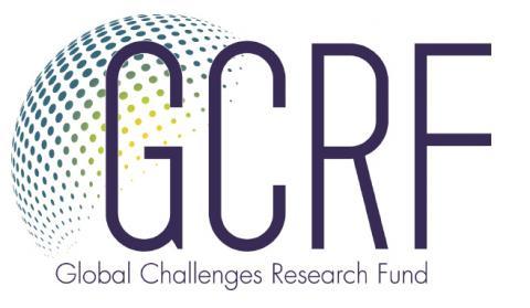 GCRF logoi
