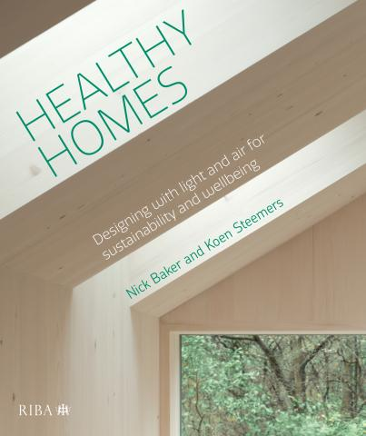 Healthy Homes cover
