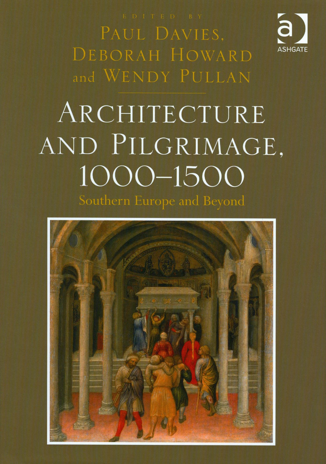 Wendy Pullan - Architecture and Pilgimage cover