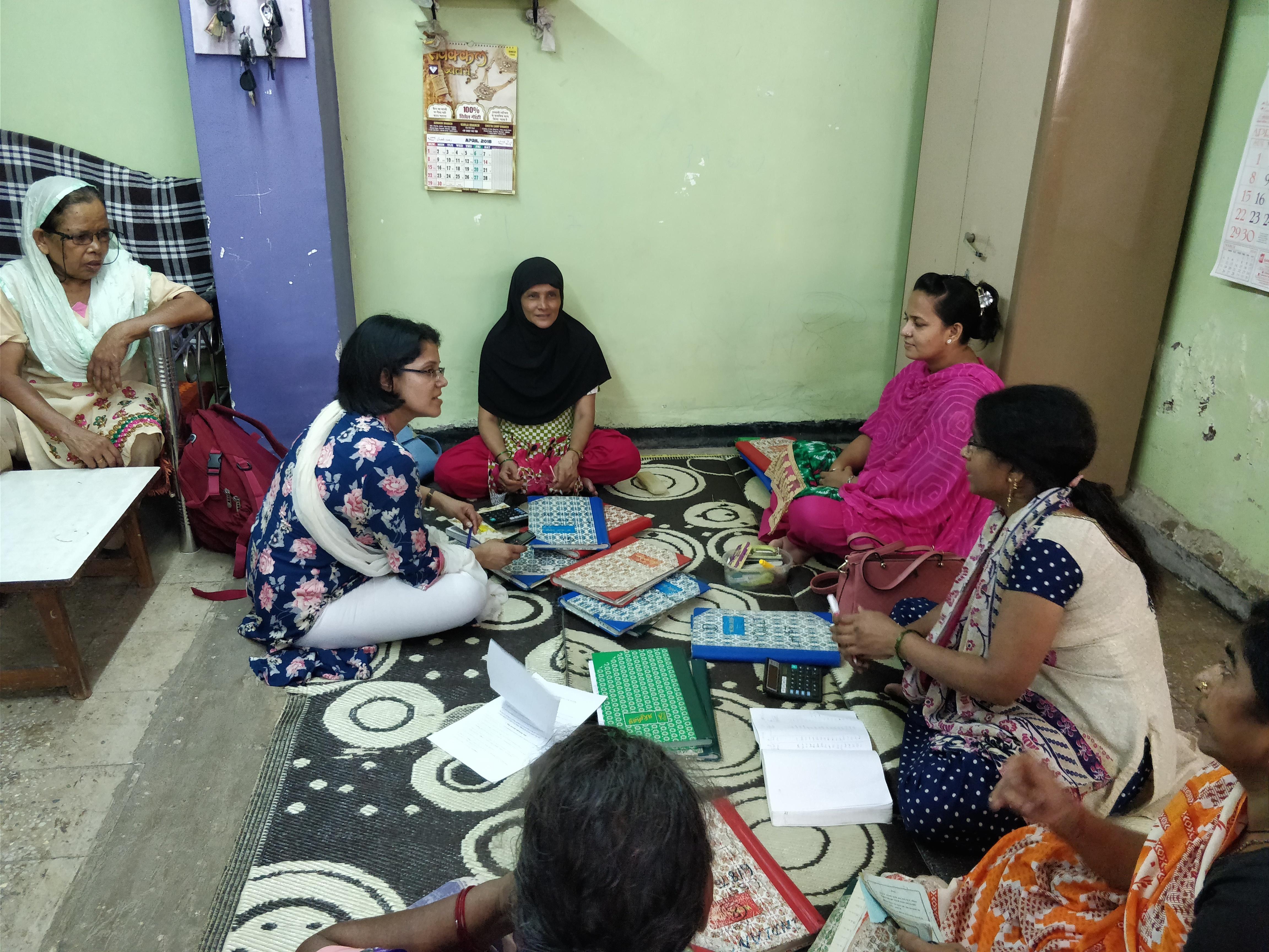 India slum rehabilitation housing 2