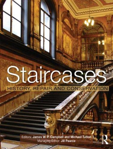 James Campbell - Conservation of Staircases cover