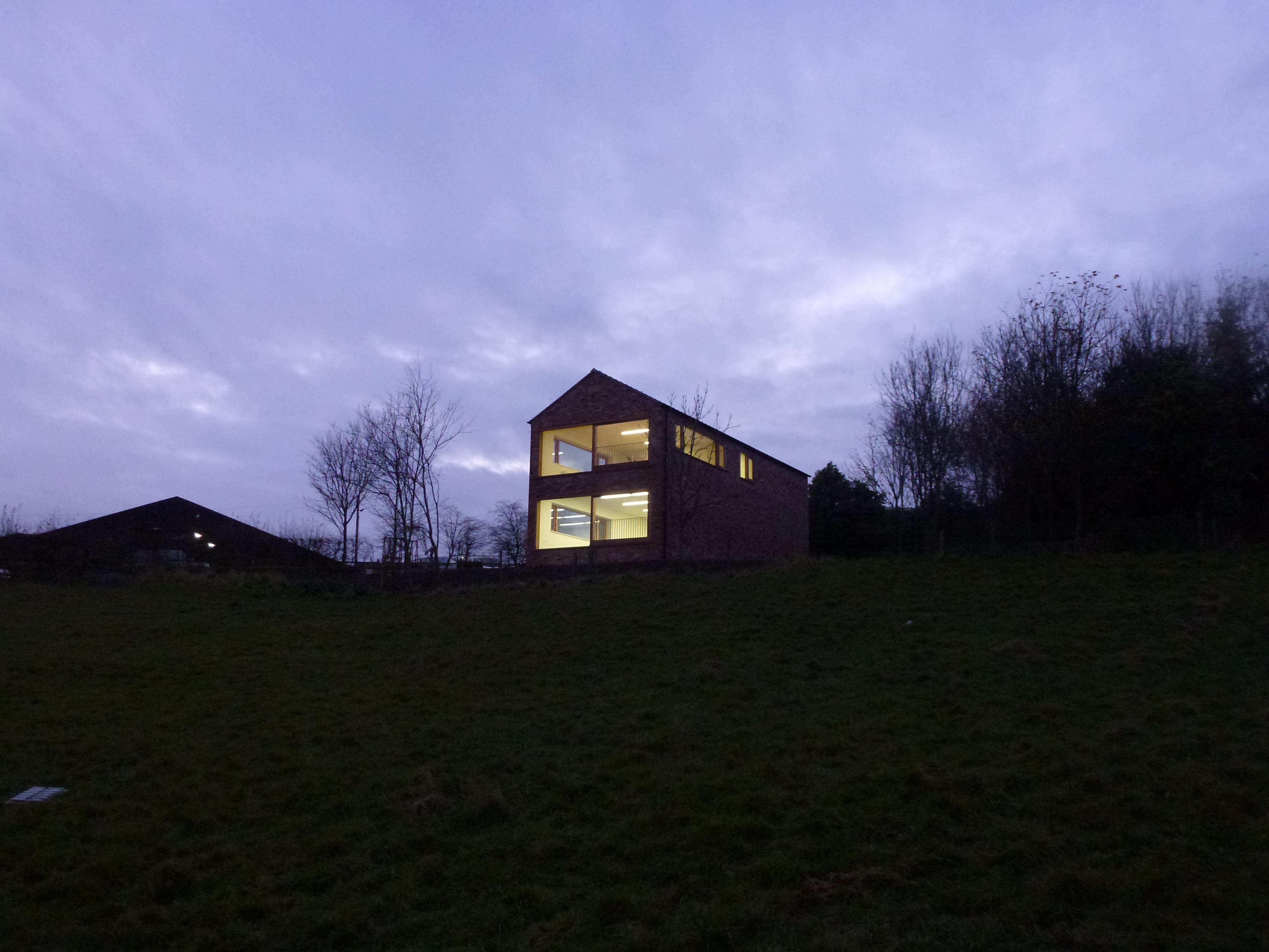 Jonathan Hendry - Farm Office