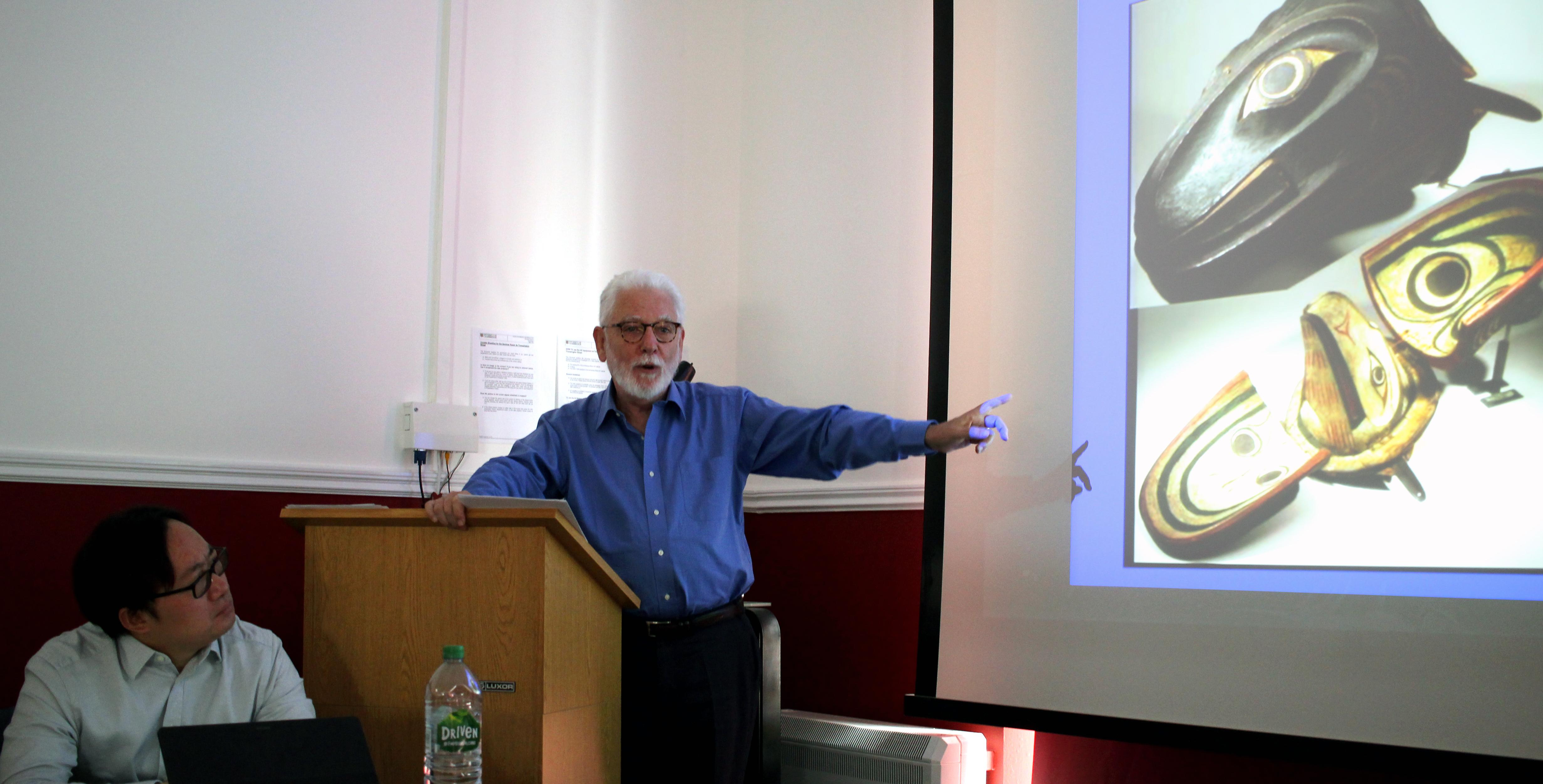 A Cinematic Musée Imaginaire of Spatial Cultural Differences: on 4 & 5 July the inaugural workshop took place to launch Professor François Penz's CineMuseSpace AHRC research project