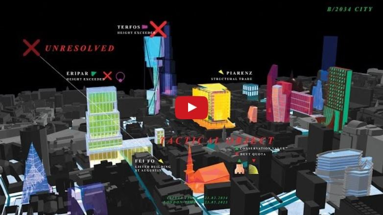 Cambridge Graduate Johnny Lui creates multiplayer video game out of the London planning process
