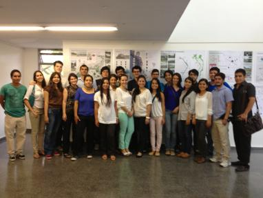 Cities South of Cancer Opens Exhibition in Colombia