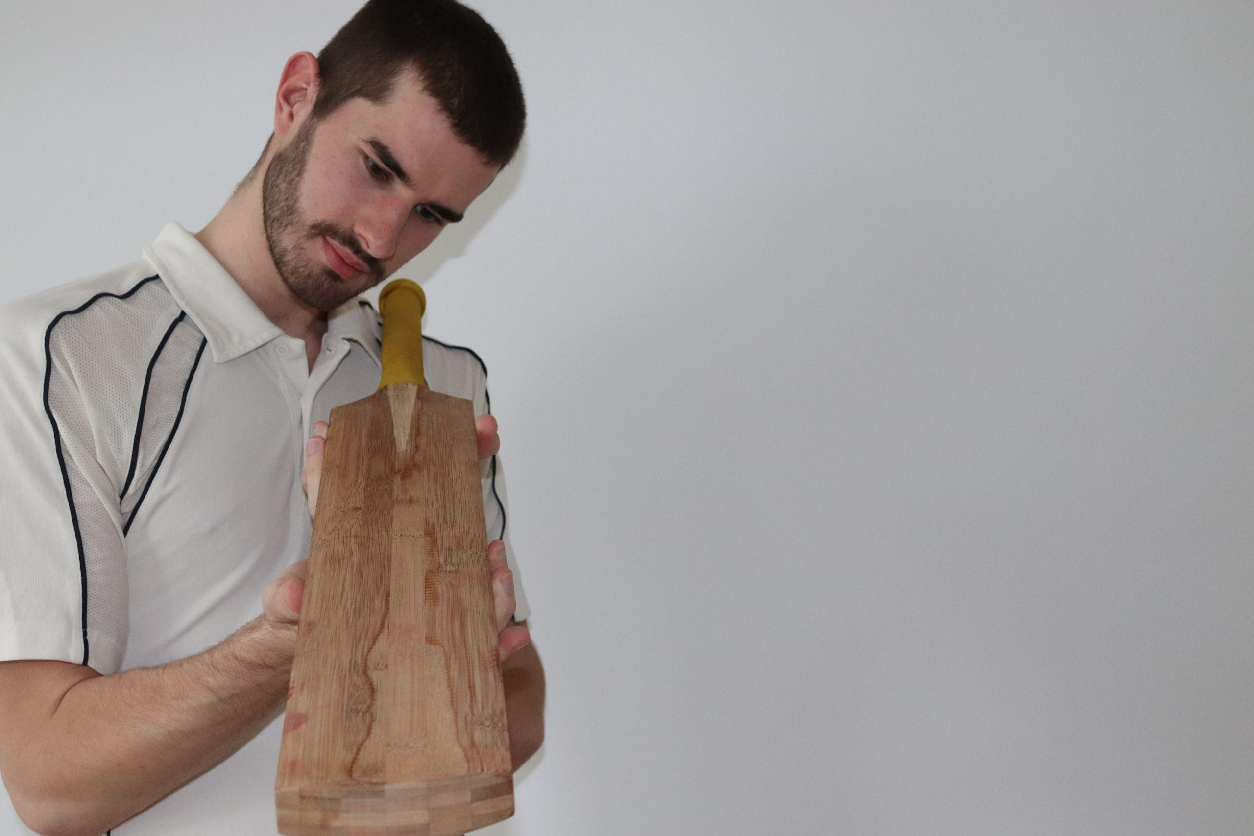 The Centre for Natural Material Innovation's research on the potential use of bamboo for cricket bats has been featured on the Cambridge University website