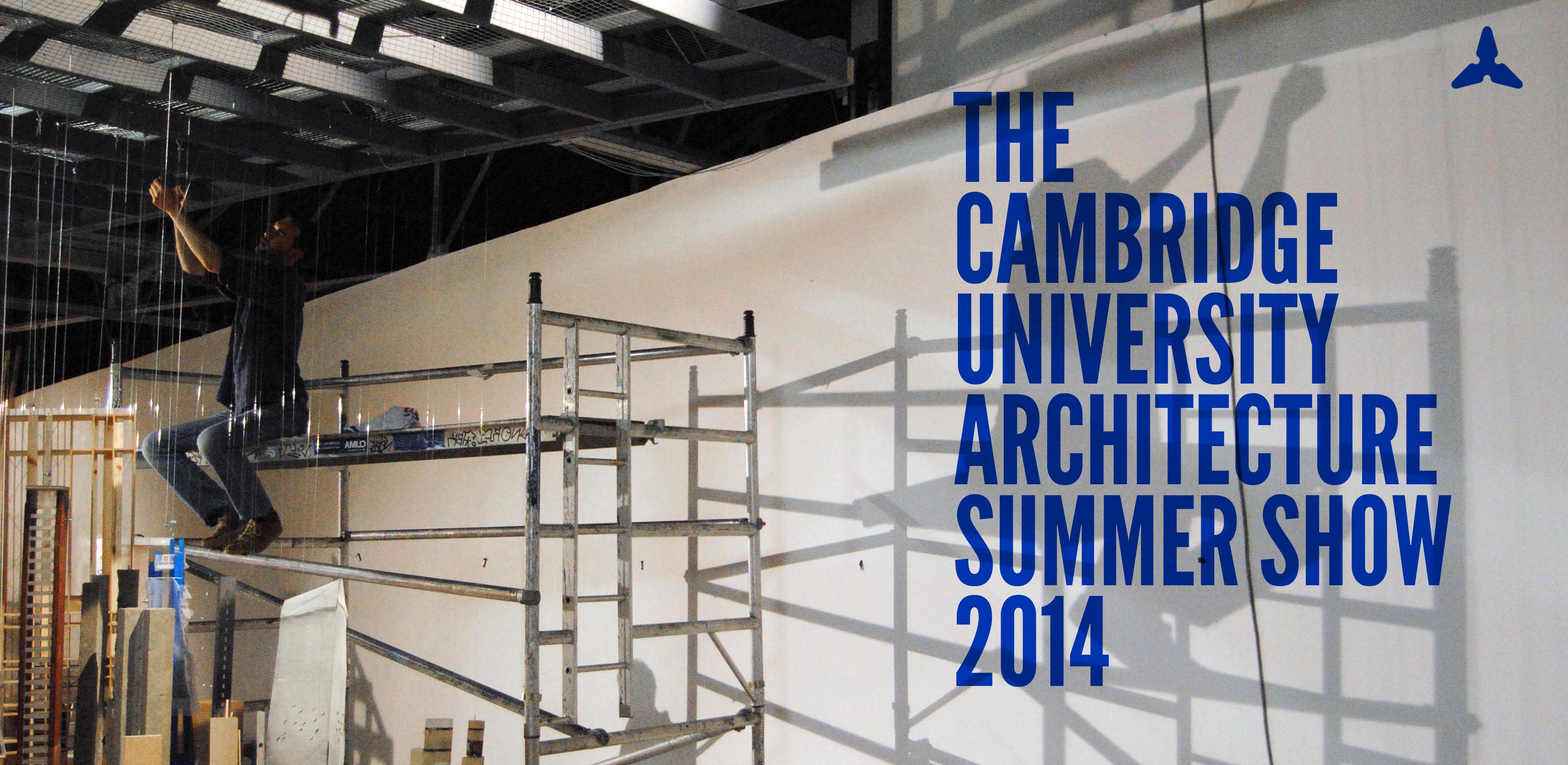 The top architecture school's (Guardian, 2014) Annual Exhibition, London, 11-16 July